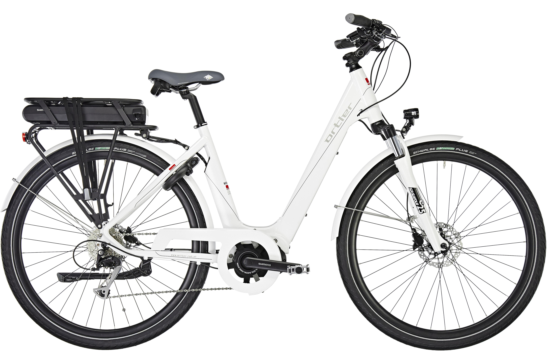 ortler montana e trekking bike white at. Black Bedroom Furniture Sets. Home Design Ideas